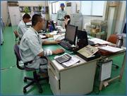 ▲現場事務所(工機・製造)